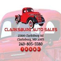 Clarksburg Auto Sales logo