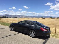 Picture of 2015 Mercedes-Benz CLS-Class CLS 550