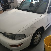 Picture of 1995 Geo Prizm 4 Dr LSi Sedan, exterior, gallery_worthy