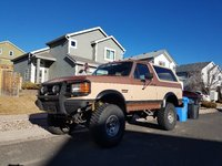 Picture of 1990 Ford Bronco XLT 4WD
