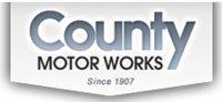 County Motor Works logo