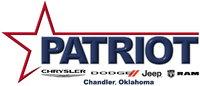 Patriot Chrysler Dodge Jeep RAM logo