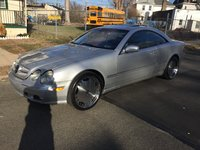 2000 Mercedes-Benz CL-Class Picture Gallery