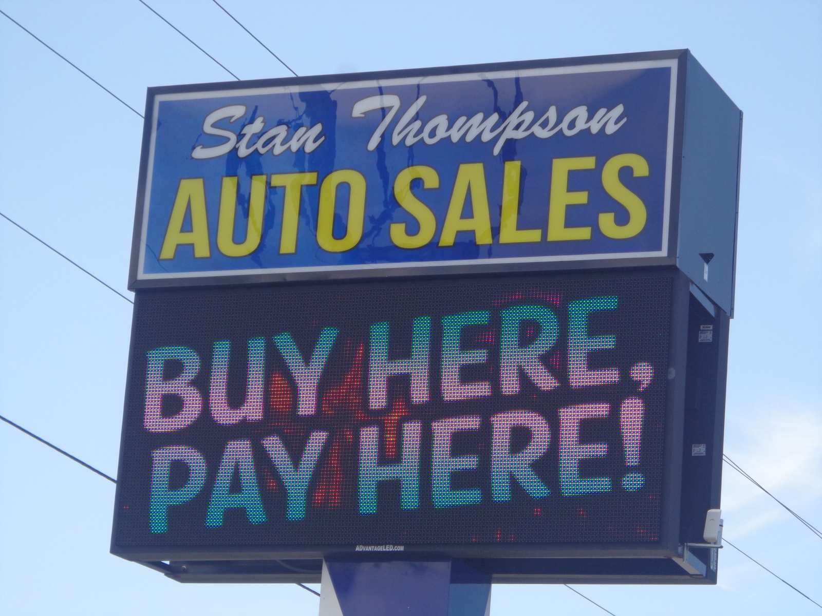 Stan Thompson Auto Sales Bradenton Fl Read Consumer Reviews