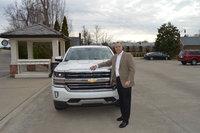 Picture of 2017 Chevrolet Silverado 1500 High Country Crew Cab LB 4WD, exterior