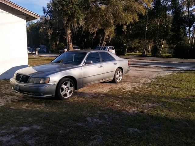 Picture of 1999 INFINITI Q45 4 Dr Touring Sedan