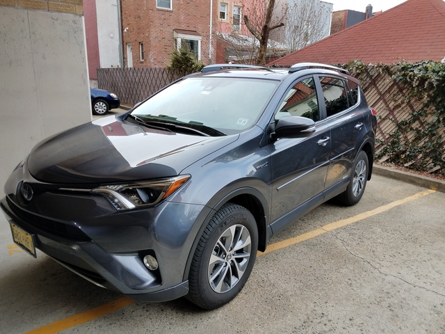 Picture of 2017 Toyota RAV4 Hybrid XLE AWD