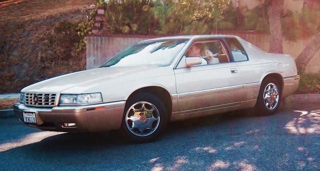 Picture of 1995 Cadillac Eldorado Touring Coupe, exterior