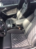 Picture of 2016 Audi S6 Prestige Quattro, interior