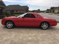 Picture of 2003 Ford Thunderbird Deluxe Convertible