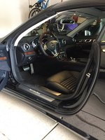 Picture of 2015 Mercedes-Benz SL-Class SL 550, interior