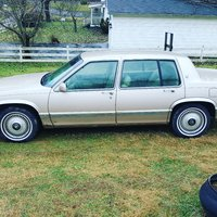 Picture of 1993 Cadillac DeVille Base Coupe