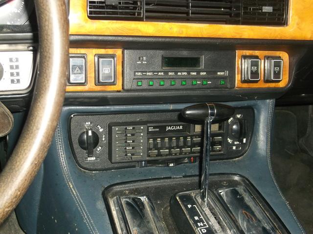 Picture of 1984 Jaguar XJ-S, interior, gallery_worthy