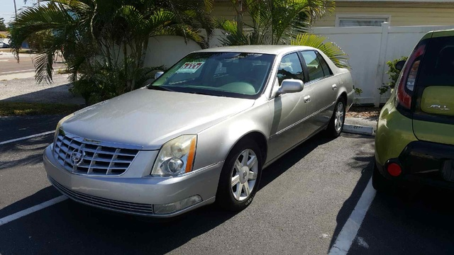 Picture of 2006 Cadillac DTS