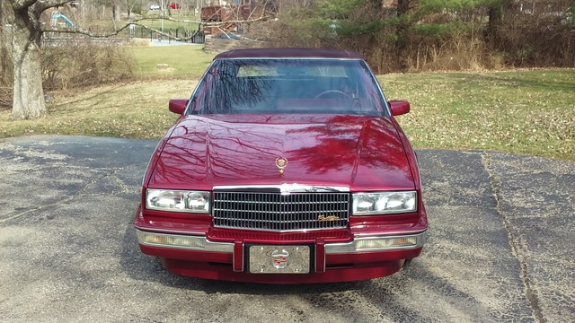 Picture of 1989 Cadillac Seville FWD