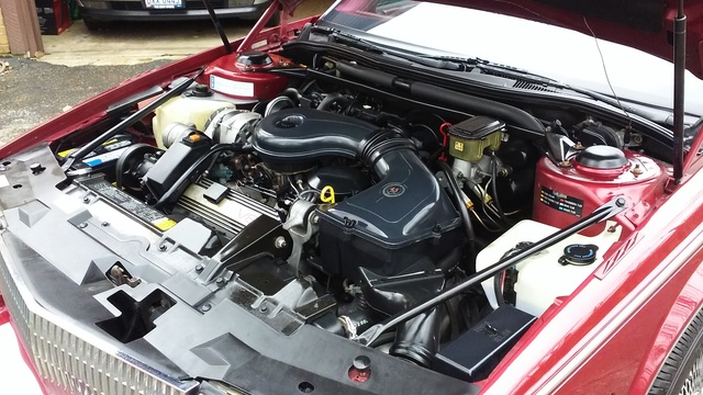 Picture of 1989 Cadillac Seville FWD, engine, gallery_worthy