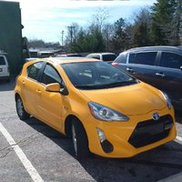 Picture of 2016 Toyota Prius c Three, exterior
