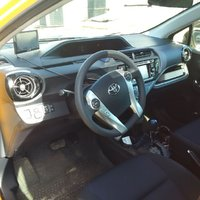Picture of 2016 Toyota Prius c Three, interior