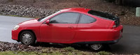 Picture of 2000 Honda Insight 2 Dr STD Hatchback, exterior
