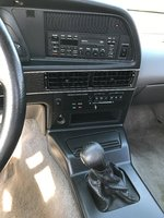 Picture of 1991 Ford Thunderbird SC, interior