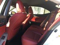 Picture of 2015 Lexus IS 350 F SPORT, interior