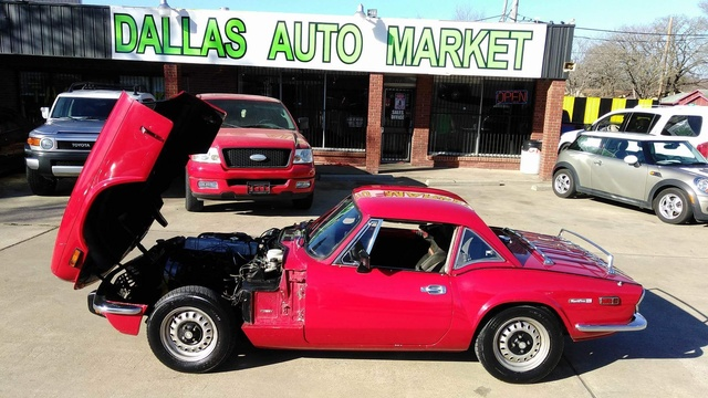 Picture of 1974 Triumph Spitfire