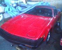 1981 Triumph TR7 Picture Gallery