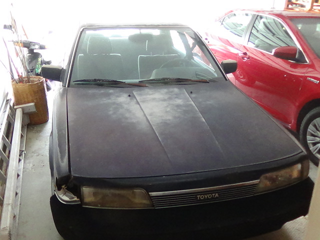 Picture of 1987 Toyota Camry DX