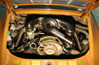 Picture of 1971 Porsche 911 T, engine