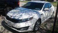 Picture of 2013 Kia Optima EX, exterior