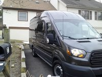 Picture of 2017 Ford Transit Cargo 350 HD 3dr LWB High Roof DRW Extended Cargo Van w/Sliding Passenger Side Door and 9950 Lb. GVWR, exterior