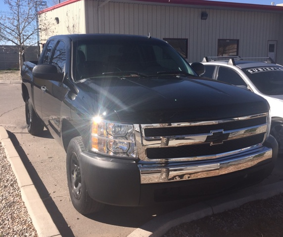 Picture of 2007 Chevrolet Silverado 1500 Work Truck Ext. Cab 2WD, exterior