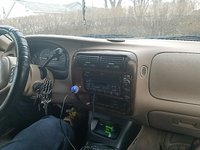 Picture of 2001 Mercury Mountaineer 4 Dr STD AWD SUV, interior, gallery_worthy