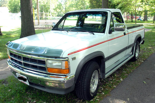 Picture of 1991 Dodge Dakota 2 Dr LE Standard Cab SB