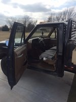 Picture of 1987 Ford F-250 XL Standard Cab 4WD LB, interior