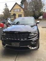 Picture of 2014 Jeep Grand Cherokee Overland Summit 4WD