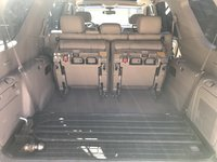2001 Toyota Sequoia Limited, Interior/ 3rd Row Seating