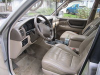 Picture of 2000 Toyota Land Cruiser 4 Dr STD 4WD SUV