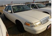 Picture of 2000 Ford Crown Victoria Police Interceptor