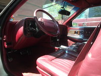Picture of 1992 Buick Riviera Gran Touring Coupe, interior