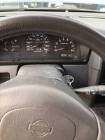 Picture of 1994 Nissan Truck XE Extended Cab SB, interior