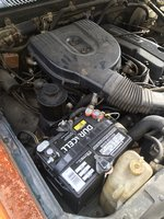 Picture of 1994 Nissan Truck XE Extended Cab SB, engine