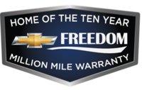 Freedom Chevrolet logo