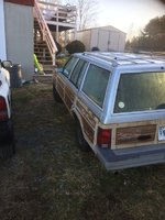 Picture of 1986 Chrysler Le Baron Town and Country Wagon, exterior