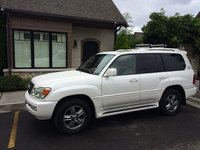 2007 Lexus LX 470 Picture Gallery