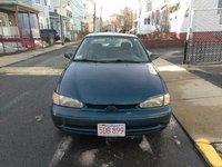 Picture of 1999 Chevrolet Prizm 4 Dr STD Sedan, exterior