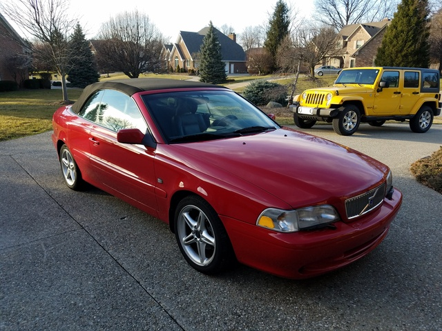 Picture of 2002 Volvo C70 HT Turbo, exterior