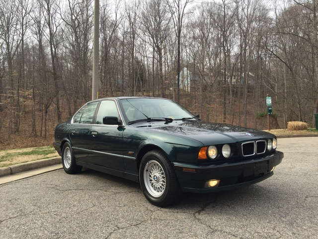 1995 Bmw 5 Series - Pictures