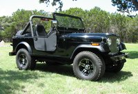 1981 Jeep CJ-7 Overview