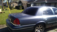 Picture of 1998 Ford Crown Victoria 4 Dr S Sedan, exterior
